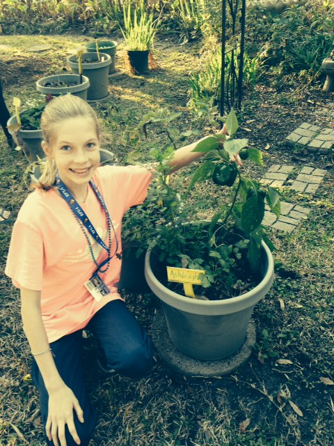 Junior Master Gardeners Friendswood